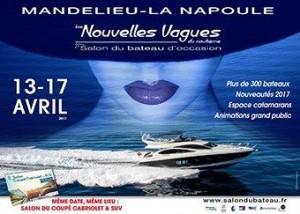 Salon du bateau d'occasion de MANDELIEU-LA-NAPOULE